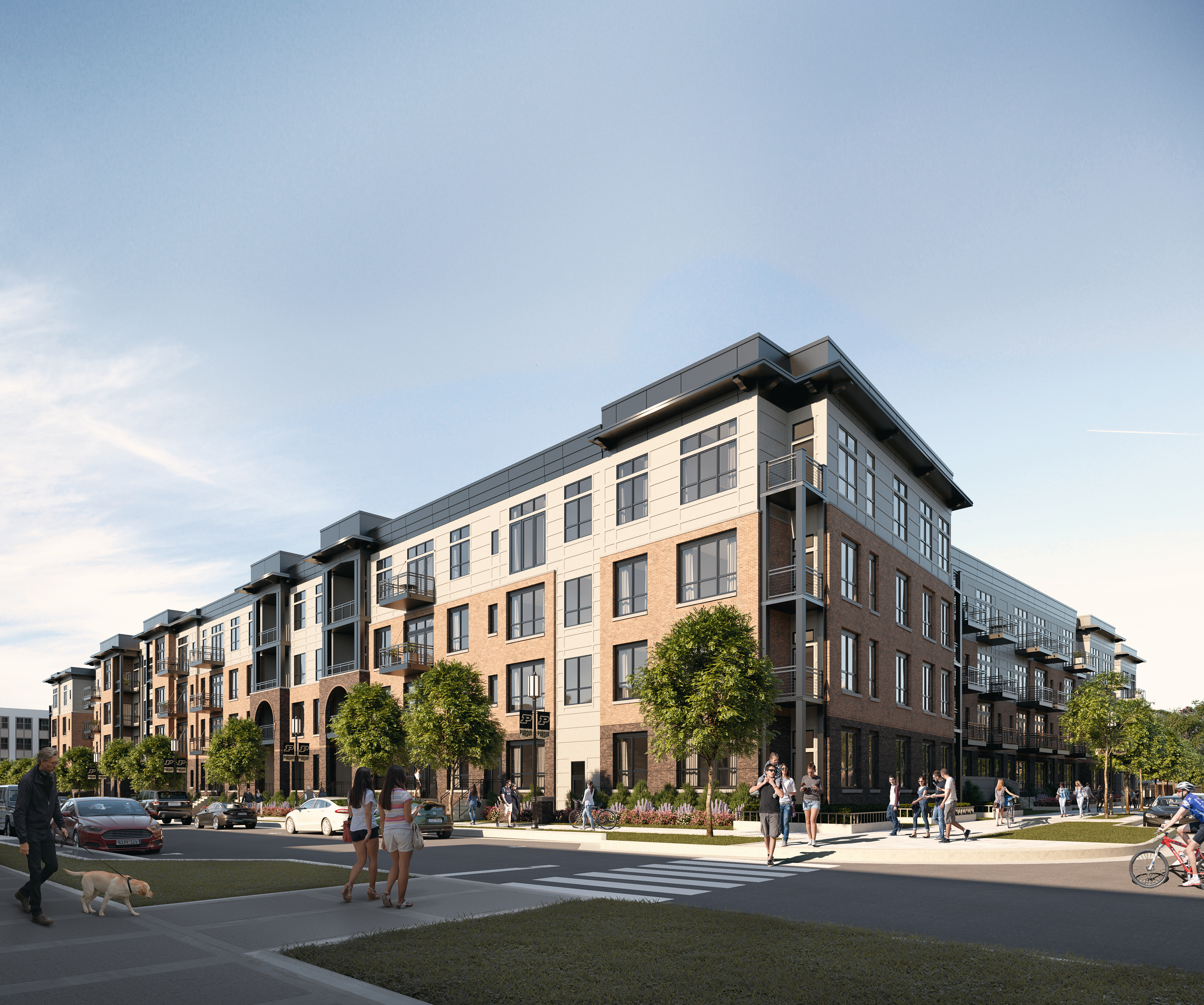 Continuum at Discovery Park District